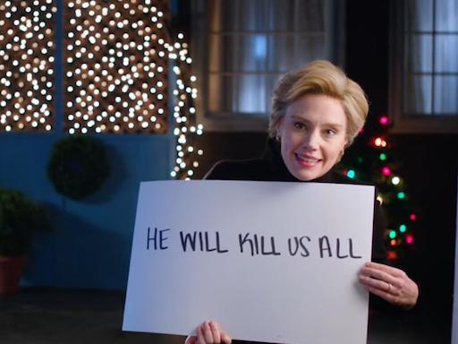 He Will Kill Us All